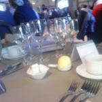 Gedekte tafel :)