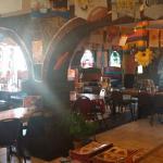 The interior of LA Quetzaltesa