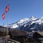 Hotel Du Pillon - mountainview