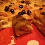 Bordo della pizza ripieno!!!!!