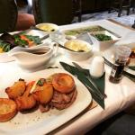 Customer photo - roast dinner