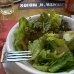 greek salad piccola