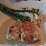 Corvina Fish - the daily special