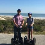 Segway™ Tour with Amelia's Wheels