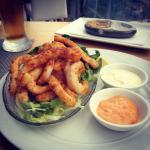 Best Calamari - so soft and juicy