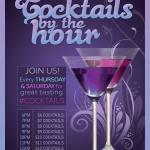 Our Manukau Famous #CocktailsByTheHour