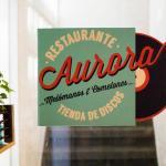 Foto de Aurora Restaurante y Tienda de Discos