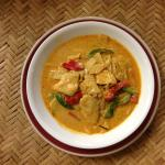 Chicken red curry S $ 8.99 L $13.99