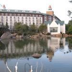Entrance to the Barona Resort & Casino