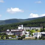 Foto de Ikenotaira Hotel
