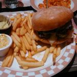 Hamburger roublard 15,90eu