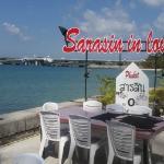 View to Sarasin Bridge