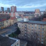 Вид из окна с 5 этажа