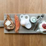Colonialen Litteraturhuset Cafe in Skostredet- breakfast everyday!