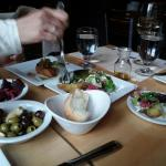 Wonderful happy hour - gourmet tapas