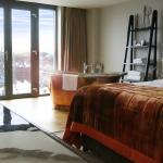 Sail Loft Marina Room with Copper Bath