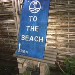 distance to beach