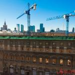Warsaw is under construction ;)