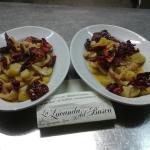 Trippa con patate e peperoni cruski