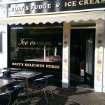 Rolys fudge & ice cream torquay