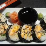 Handrolled Sushi Selections