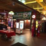 Main entry room, Spaghetti Warehouse