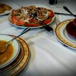 Comida para todos os gostos com enorme qualidade !!