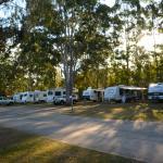 Caravan and camping sites
