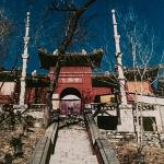 108 steps to summit temple