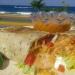 Bild från CRAZY KING Burrito