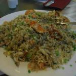 Killer Seafood Fried Rice