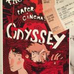 Paper Cinema performance of 'The Odyssey'