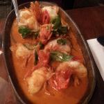 Curry prawn - looks fresh