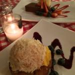 Both desserts