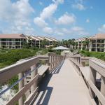 South beach boardwalk