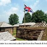 Fort Ligonier is a must while visiting Ligonier.  Walking Distance