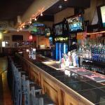 Indoor bar view
