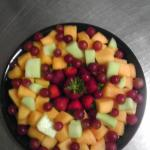 Fruit trays for your meeting or party..