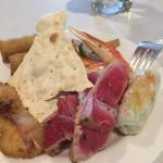 Charleston Place Club Level Lounge Appetizer Offering