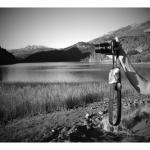 Lago Verde, desde un punto menos turistico, Dato de Pablo.