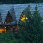 Glacier Bay Lodge - the only lodging within Glacier Bay National Park