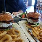 Great Burgers at THOP
