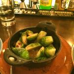 Brussel Sprouts - side