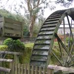 One of the Water Wheels