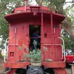 Foto de Featherbed Railroad Bed & Breakfast Resort