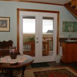 Audubon Cottage Interior at China Beach Retreat