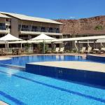 Heated Resort Swimming Pool