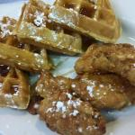 waffle and wings