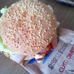Chook Royale burger