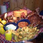 The Feast at its finest!